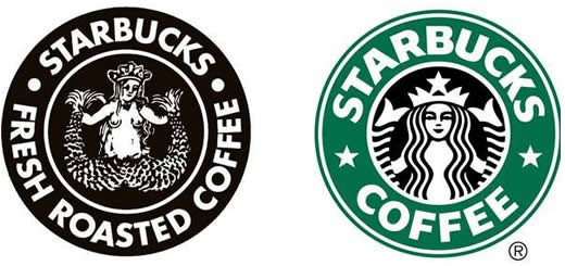 The Original Source Of Inspiration For The Starbucks Logo 12th
